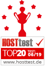 Hosttest - TOP20